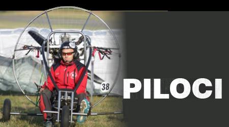 Lista Pilotów